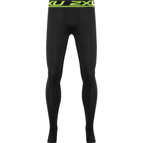 2XU Power Recharge Recovery Tights Herrer, black/nero